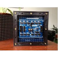 High Brighting PH10 P12 DIP SMD LED Display Module 160mm X 160mm For Street Advertising