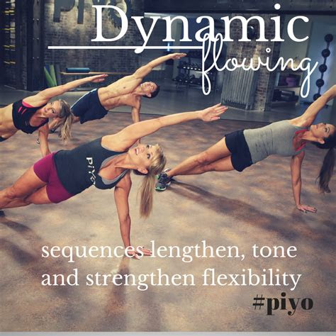 dynamic flowing sequences lengthen tone  strengthen