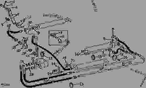 John Deere 1020 Parts Diagram