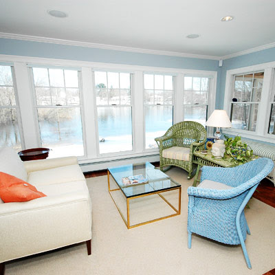 For a Light and Airy Feel, Go Cool | No-Fail Paint Colors for ...