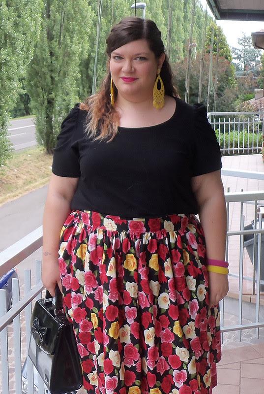 outfit nero e rose4