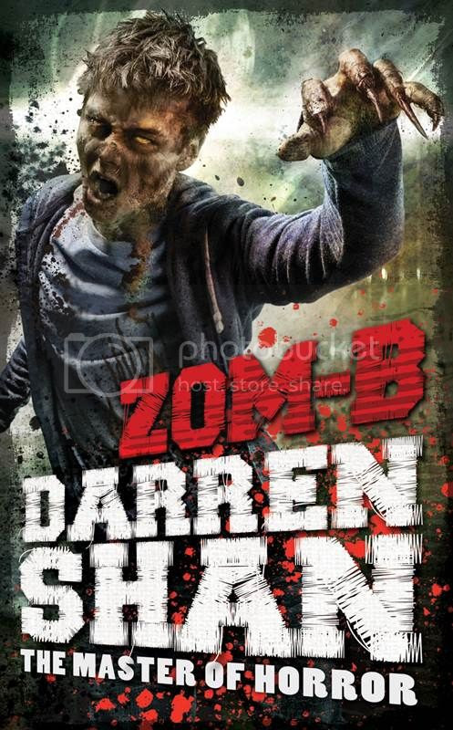zom-b by darren shan