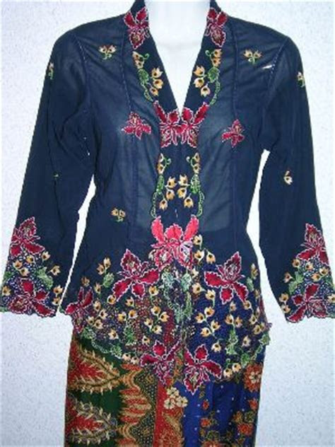 fashion gambar fesyen baju kebaya modern