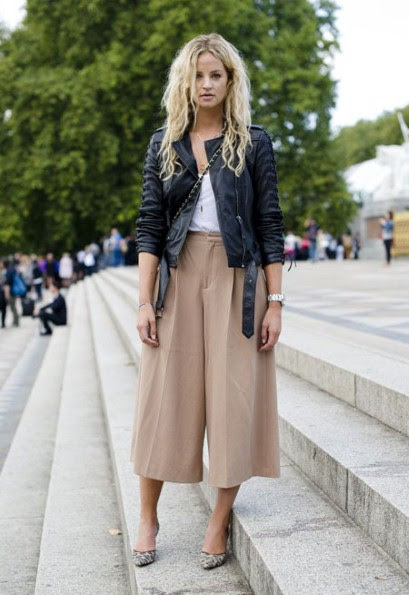 trending at london fashion week culottes  telegraph