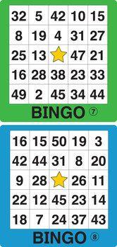 1000+ images about Bingo on Pinterest   Bingo, Sight word bingo ...