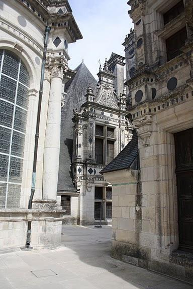 Замок Шамбор – королевский каприз 44814