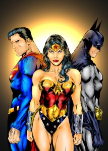wonder woman batman vs superman