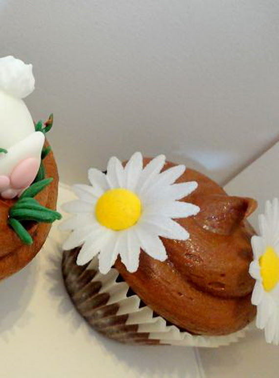 Cute Easter Cake And Cupcake Decorating Ideas Family Holidaynet
