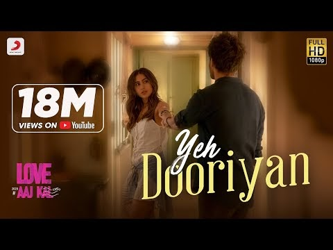 YEH DOORIYAN LYRICS - LOVE AAJKAL
