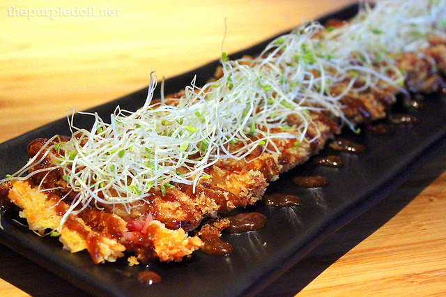 Bacon Katsu P260