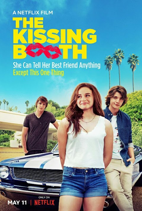 The Kissing Booth (2018) 480p 720p 1080p Web-DL Dual Audio (Hindi+ English) A Netflix Film