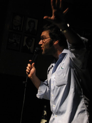 Mike Lebovitz at The Early Weekend Show January 22, 2009