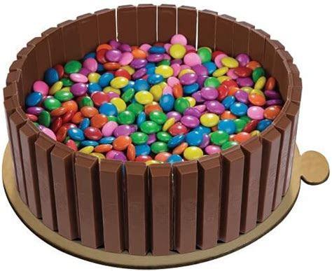 KitKat Gems Cake Price   100% Eggless & Free Shipping 2 3 Hrs