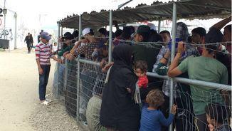 Els refugiats vindran de Turquia, Grècia, Itàlia i el Líban