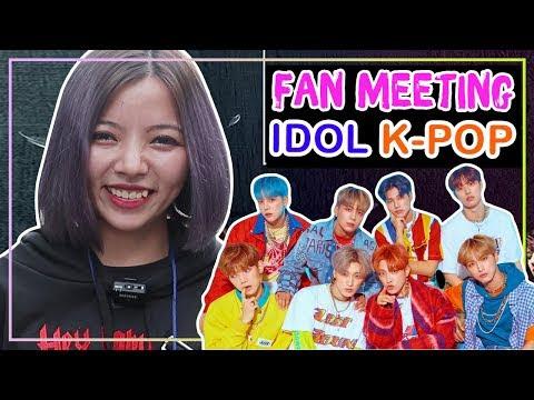 Đột Nhập Fan Meeting Của Các Oppa Idol Kpop || OHSUSU FAN MEETING ATEEZ