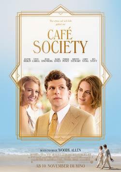 Café Society Filmplakat