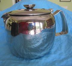 Regular teapot
