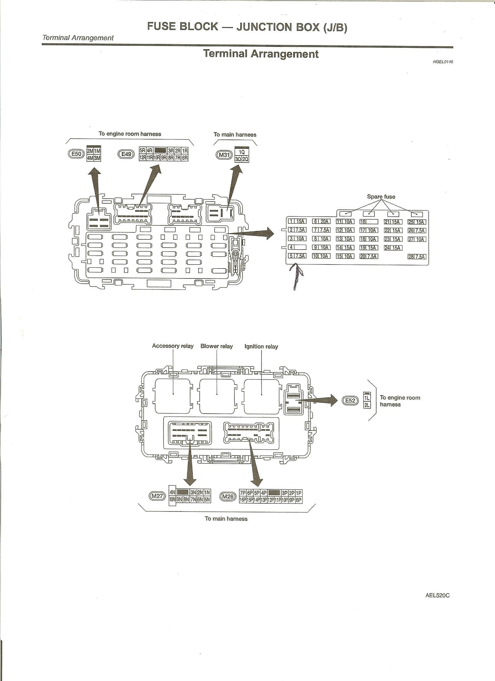 Fuse Box Diagram For 2002 Volkswagen Jettum
