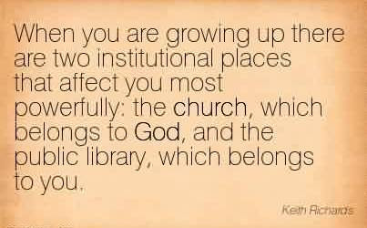 Awesome Church Quote When You Are Growing Up There Are Two