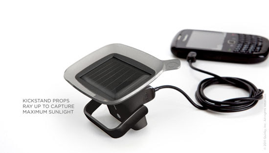 Ray Solar Powered Charger