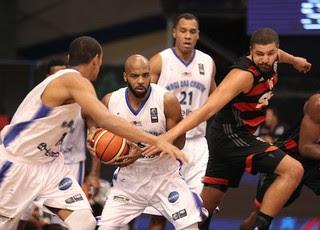 Mogi X Flamengo Liga das Américas (Foto: Jose Jimenez-Tirado/FIBA Americas)