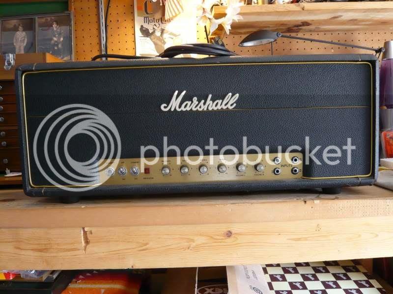 Marshall '72 Super Lead
