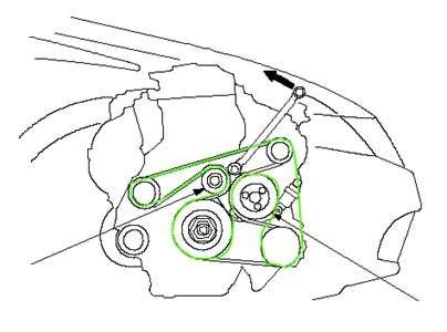 06 Honda Civic 18 Belt Diagram - Honda Civic
