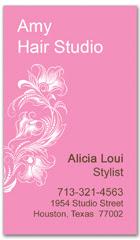 BCS-1044 - salon business card