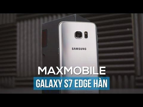 Những lí do nên mua điện thoại Galaxy S7 egde cũ ngay lập tức