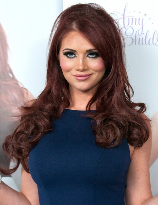Stylish Long Curly Red Hairstyles for Women - Hairstyles ...