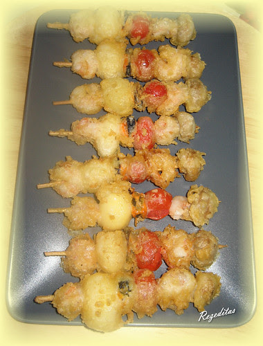 PINCHITOS EN TEMPURA