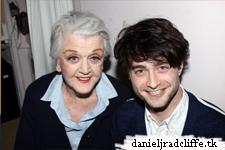 Daniel visits The Best Man on Broadway