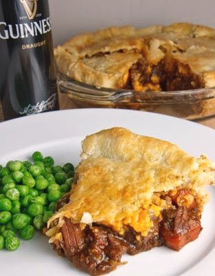 Steak & Guinness Pie Recipe | Women Platform