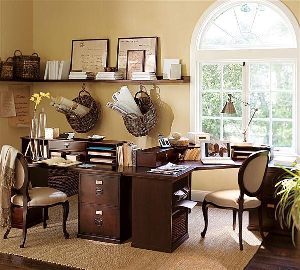 Home Office Design Ideas | InteriorHolic.