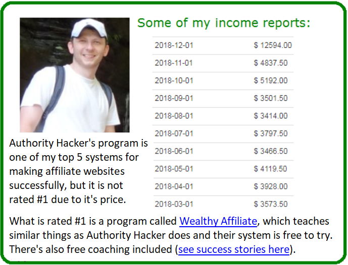 authority hacker alternative