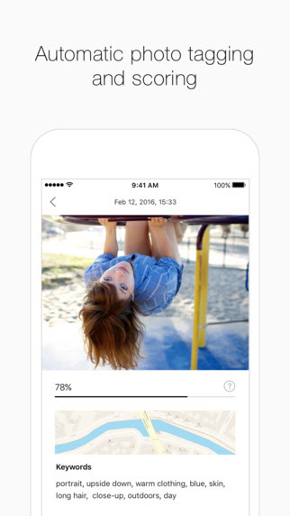 The Roll - Automatically organize and find the best photos in your camera roll Screenshot