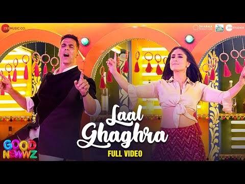 LAAL GHAGRA SONG LYRICS - AKSHAY KUMAR, KAREENA KAPOOR
