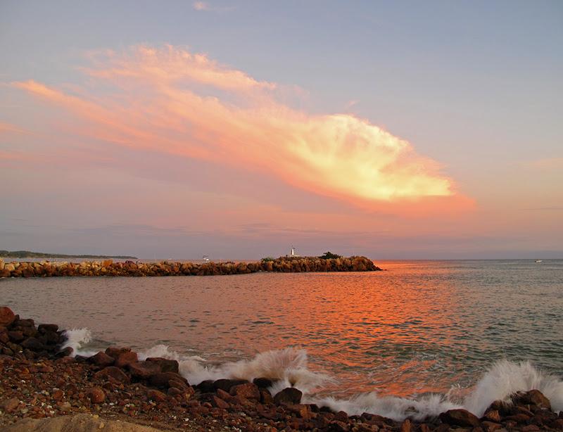 Sunset at Punta de Mita