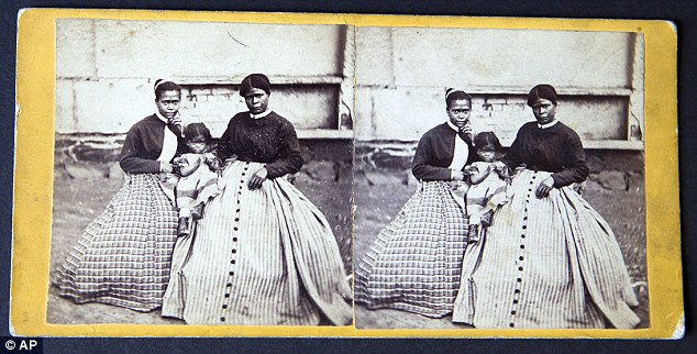 The National Park Service has acquired a rare Civil War-era photograph of an enslaved woman who helped save Confederate Gen. Robert E. Lee's home in Arlington, Virginia