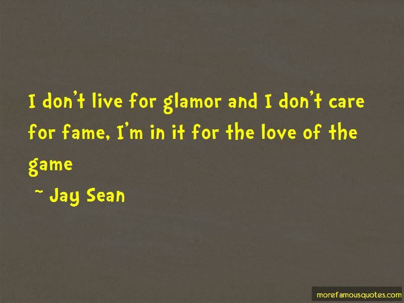 Quotes About The Love Of The Game Top 59 The Love Of The Game