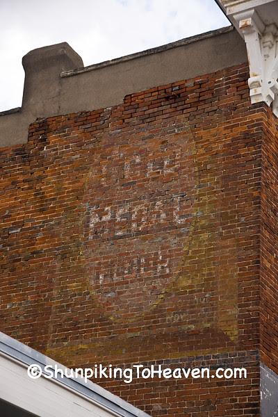Gold Medal Flour Ghost Sign, Cedar County, Iowa