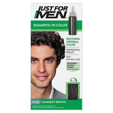 Just For Men Shampoo-In Haircolor   Walgreens