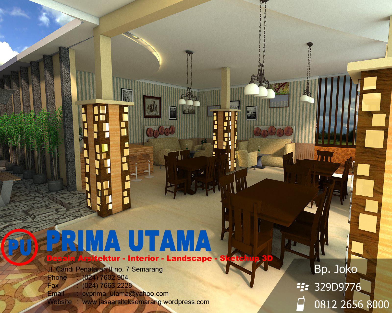 Lihat Design Interior  Ruko  Cafe  Liburan Bali Bagaimana