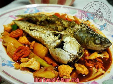 homekreation kitchen corner thai sweet sour fish