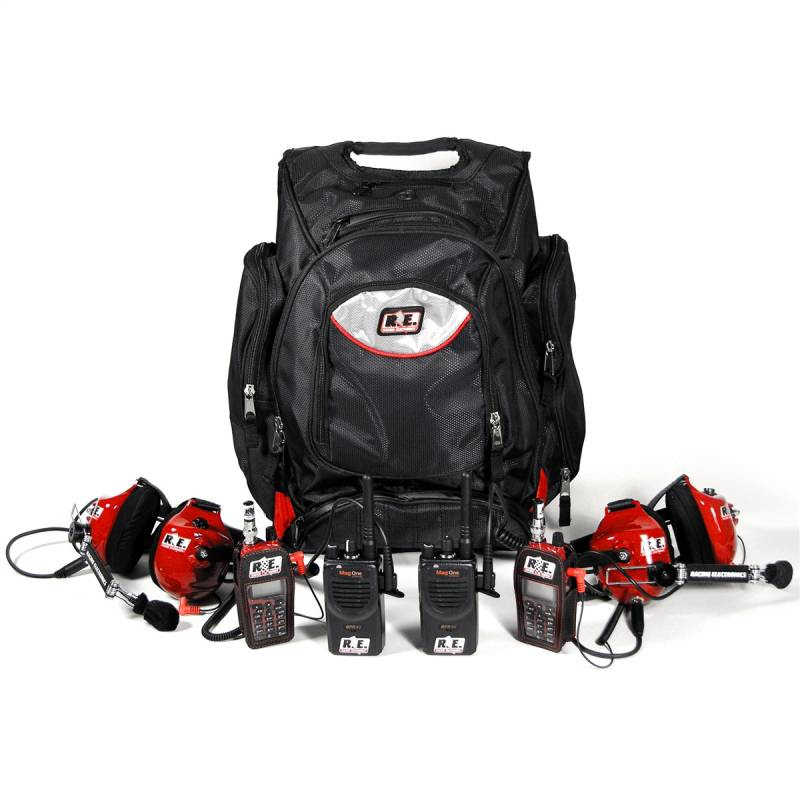 Racing Electronics RE3000 Premium Black Scanner Package ...