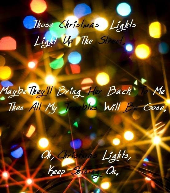 Christmas Lights Coldplay Lyrics | Christmas Ideas
