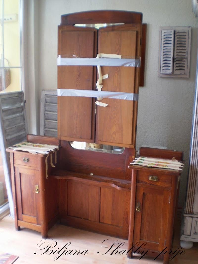 Stilski Toaletni stol - prije (1)