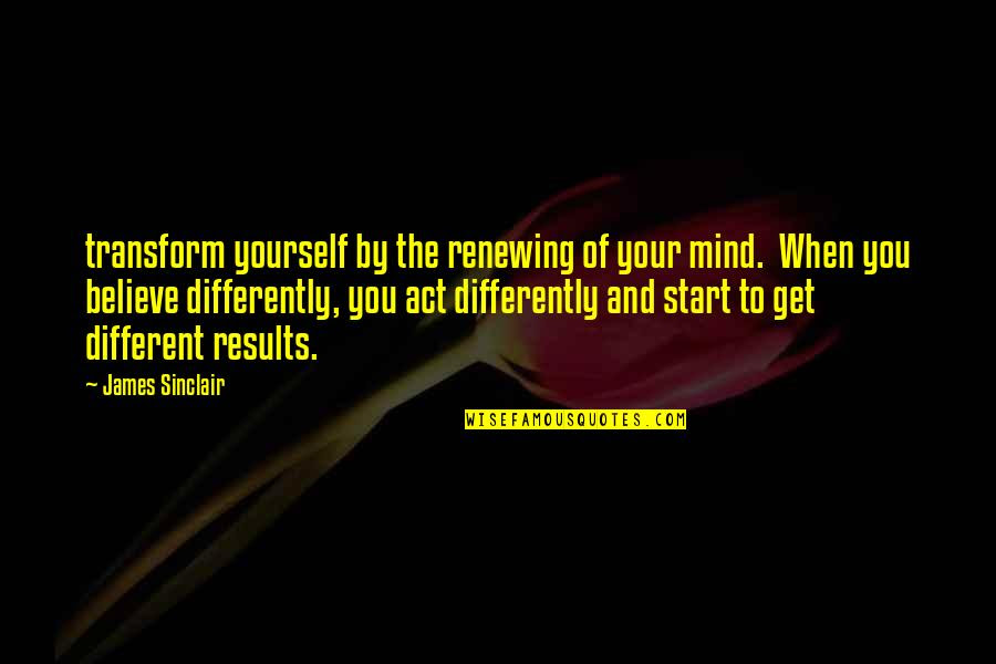 Renewing The Mind Quotes Top 8 Famous Quotes About Renewing The Mind