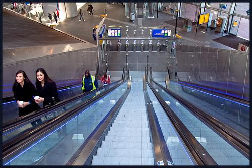 station bijlmer arena by hans van egdom