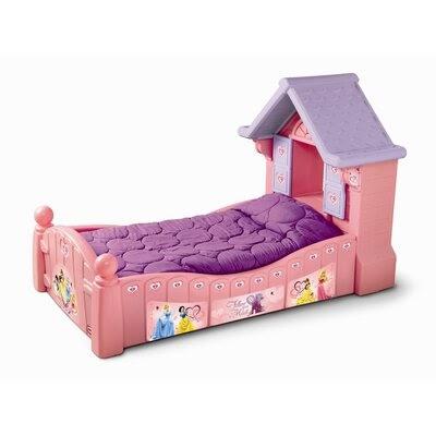 Kidkraft Princess Toddler Bed 76121